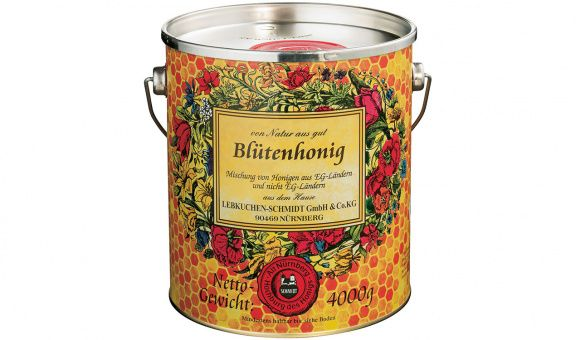 Blossom Honey 4000g
