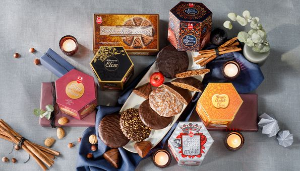 Collection of the Lebkuchen of the Year