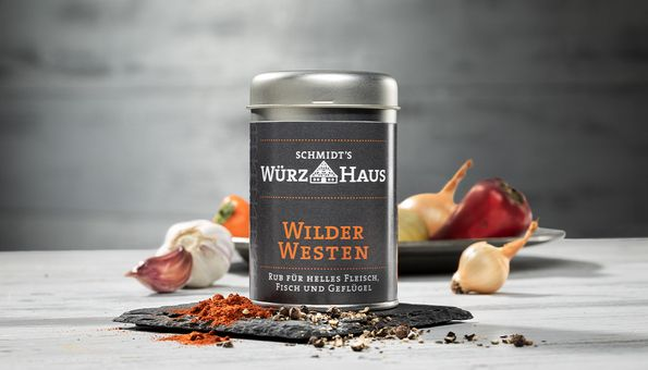 "Seasonings ""Wild West"""